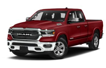 2021 RAM 1500 - Flame Red