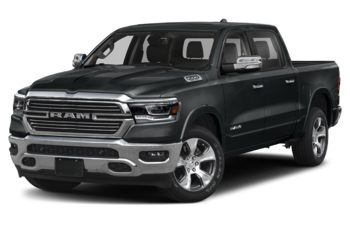 2019 RAM 1500 - Maximum Steel Metallic
