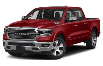 2019 RAM 1500 - Flame Red