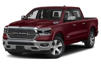 2020 RAM 1500 - Red Pearl