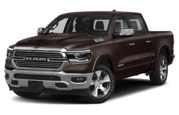2019 RAM 1500 - Rugged Brown Pearl
