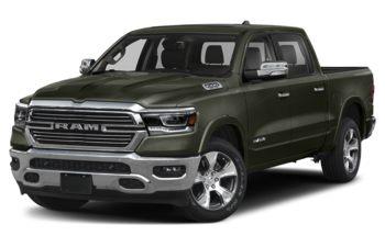 2020 RAM 1500 - Olive Green Pearl