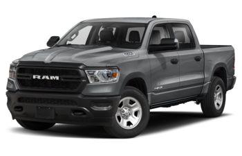 2020 RAM 1500 - Billet Silver Metallic