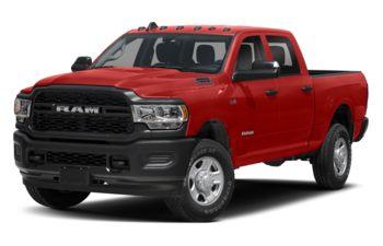 2021 RAM 2500 - Bright Red