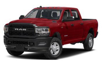 2021 RAM 2500 - Case IH Red