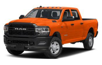 2021 RAM 2500 - Omaha Orange