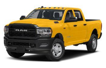 2021 RAM 2500 - Yellow