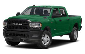 2021 RAM 2500 - Bright Green