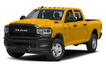2021 RAM 2500 - Construction Yellow