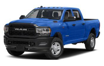 2021 RAM 2500 - Holland Blue