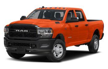 2021 RAM 2500 - Utility Orange