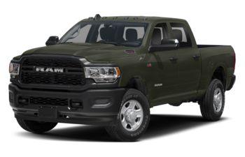2021 RAM 2500 - Olive Green Pearl