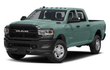 2021 RAM 2500 - Light Green