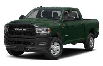 2021 RAM 2500 - Timberline Green Pearl