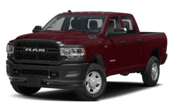 2021 RAM 2500 - Red Pearl