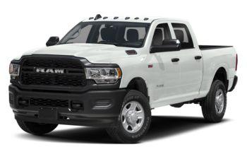 2021 RAM 2500 - Bright White