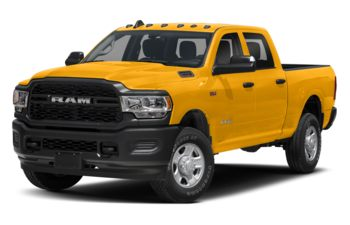 2021 RAM 2500 - Detonator Yellow