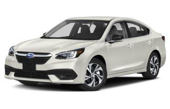 2020 Subaru Legacy - Crystal White Pearl