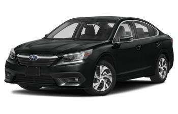 2020 Subaru Legacy - Crystal Black Silica