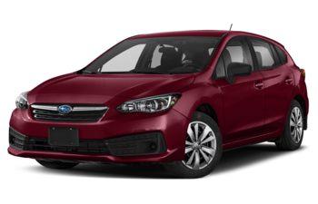 2020 Subaru Impreza - Crimson Red Pearl