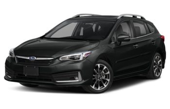 2020 Subaru Impreza - Crystal Black Silica
