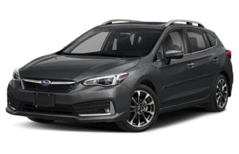 2020 Subaru Impreza - Magnetite Grey Metallic