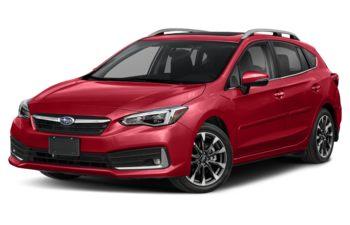 2020 Subaru Impreza - Ocean Blue Pearl