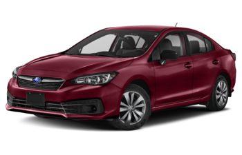 2020 Subaru Impreza - Lithium Red Pearl
