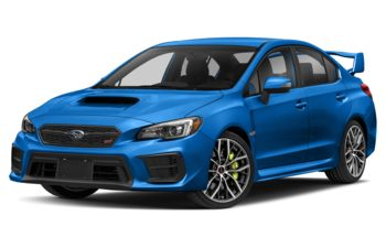 2020 Subaru WRX STI - World Rally Blue Pearl