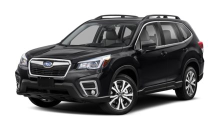 2021 Subaru Forester Limited