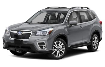 2020 Subaru Forester - Ice Silver Metallic