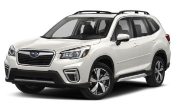 2020 Subaru Forester - Crystal White Pearl