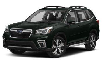 2020 Subaru Forester - Crystal Black Silica
