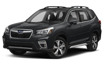 2020 Subaru Forester - Magnetite Grey Metallic