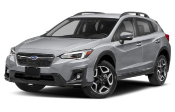 2020 Subaru Crosstrek - Ice Silver Metallic