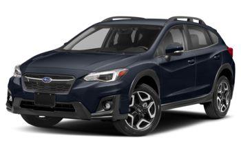 2020 Subaru Crosstrek - Dark Blue Pearl