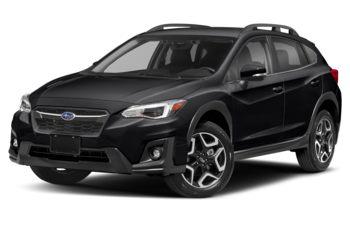 2020 Subaru Crosstrek - Crystal Black Silica