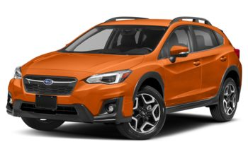 2020 Subaru Crosstrek - Sunshine Orange