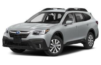 2020 Subaru Outback - Ice Silver Metallic