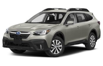 2020 Subaru Outback - Tungsten Metallic