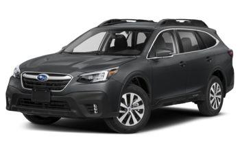 2021 Subaru Outback - Magnetite Grey Metallic