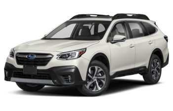 2020 Subaru Outback - Crystal White Pearl