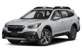 2020 Subaru Outback - Crystal Black Silica