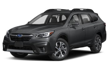 2020 Subaru Outback - Autumn Green Metallic
