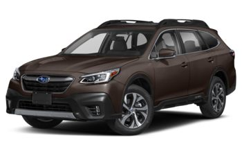 2020 Subaru Outback - Crimson Red Pearl