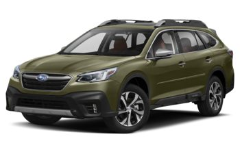 2020 Subaru Outback - Autumn Green Metallic