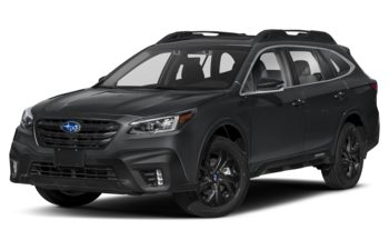 2020 Subaru Outback - Magnetite Grey Metallic