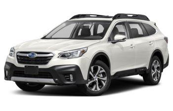 2021 Subaru Outback - Crystal White Pearl