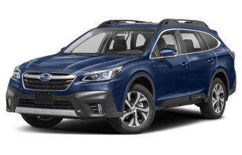 2020 Subaru Outback - Abyss Blue Pearl