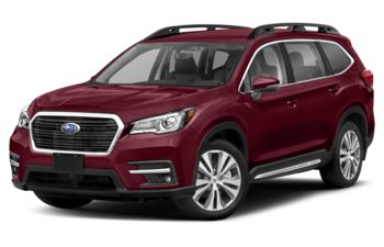 2020 Subaru Ascent - Crimson Red Pearl
